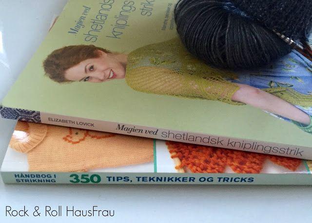 To gode strikkegrundbøger