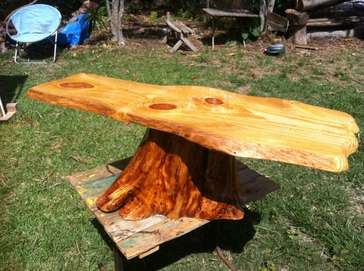 Shared from Glasshouse Country Woodworks Glass House Mountains, Queensland,  Australia pinned with Pinvolve. Twig FurnitureOutdoor FurnitureRustic ...