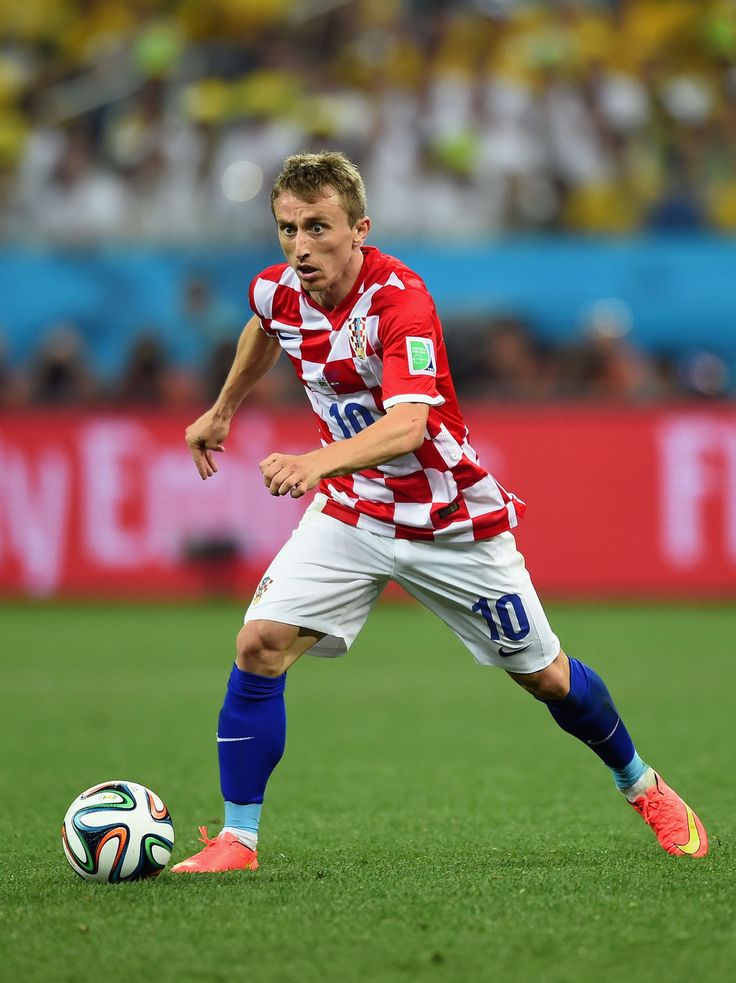 buy online 257f5 2fcd1 good 2014 world cup croatia 10 modric away soccer shirt kit ...