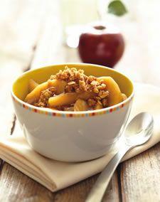 Pear or Apple Crisp - Recipes Article