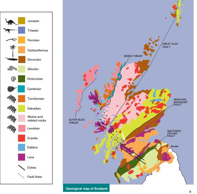 9 best scotland tectonic drift images on pinterest earth httpsnhpdfspublications geologyscotlandpdfearth science gumiabroncs Choice Image