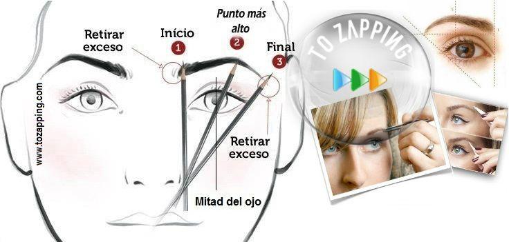 Cómo depilarse las cejas.Es muy importante la forma de nuestras cejas, dependiendo la forma de la cara y nuestros rasgos, queremos daros unos consejos de
