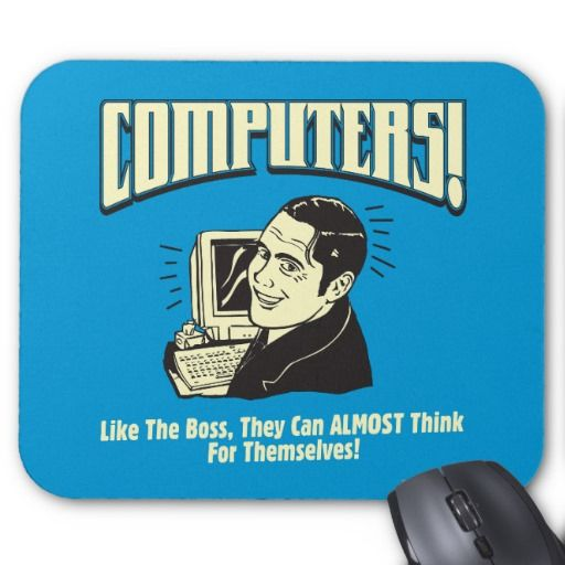 Computers: Like the Boss