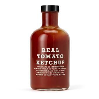Jamie Oliver Food Range, best tasting ketchup you will ever have..