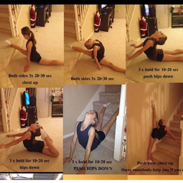 Stretching tips from laney!