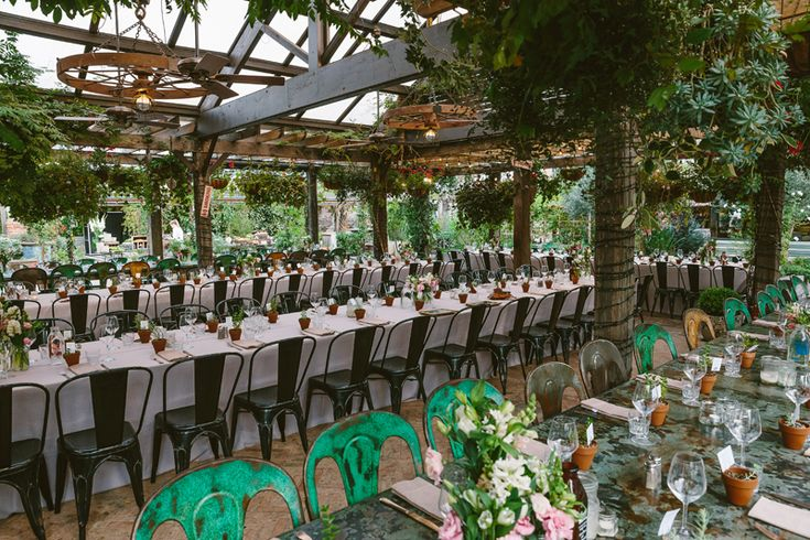 Rustic garden styling. Wedding reception styling. Image: Cavanagh Photography http://cavanaghphotography.com.au