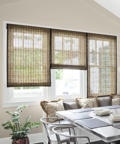 47 best images on pinterest for the for Smith and noble bamboo shades