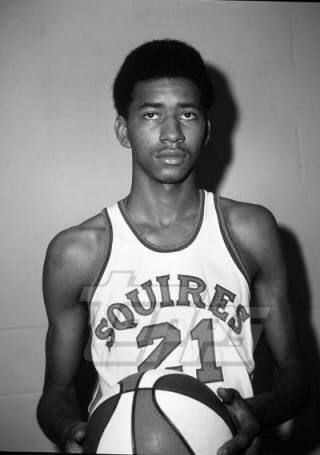 Image result for virginia squires george gervin