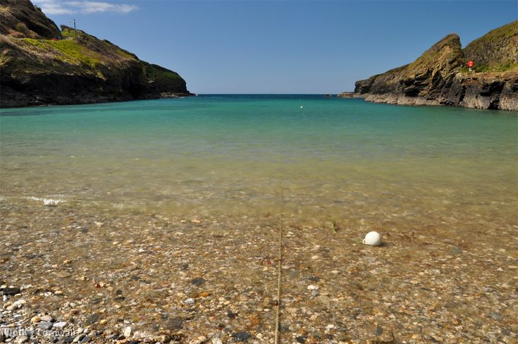 Port Gaverne Beach, Cornwall