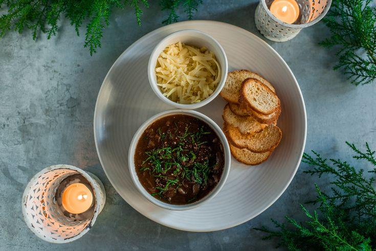 Tom Kitchin recipe: French onion soup