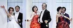 """""""Wiener Blut"""", Operette von Johann Strauss, Landestheaters Niederbayern"""