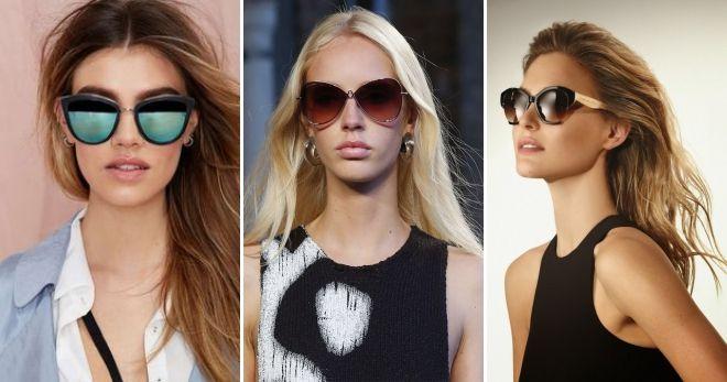 Womens Sonnenbrillen 2018 – Trends, News, Farben…