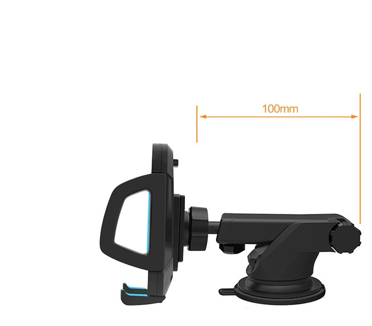 Bakeey™ 2 in 1 Multifunctional Phone Stand Suction Cup Car Air Vent Holder Bracket for under 6 inches Phone
