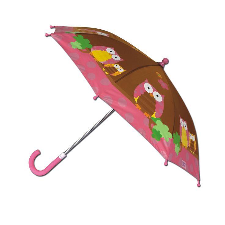 #Parasol #dla_dzieci - #sowa Owl, Stephen Joseph