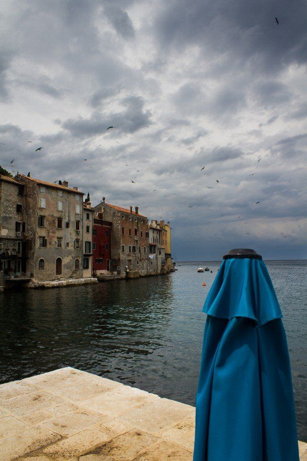 Stormy Rovinj - Buy a royalty-free license of this photo from 500px Prime's collection of premium photos.