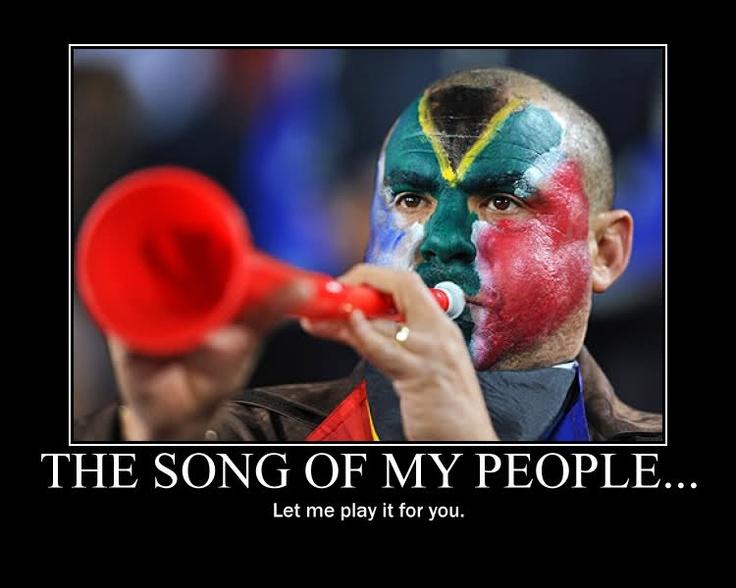 The Song Of SA