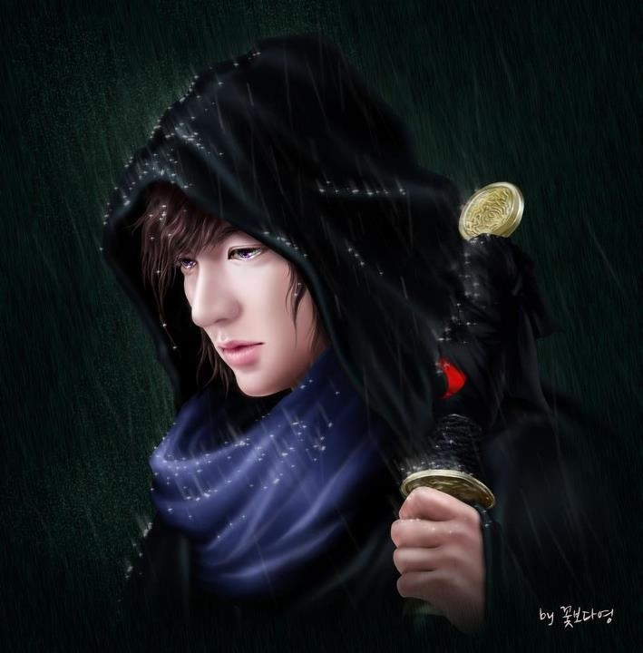 Fan Art. Lee Min Ho (Faith)