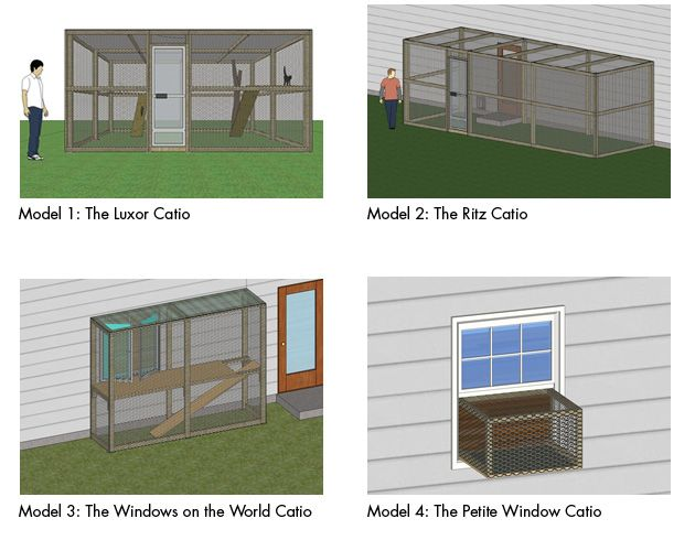 72 best images about catio ideas on pinterest cat houses