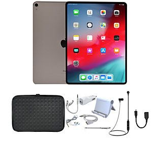 """Apple iPad Pro 12.9"""" 64GB WiFi + Cellular withAccessories"""