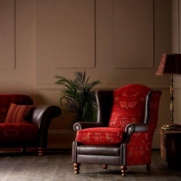 Warwick Fabrics: LEGACY TAPESTRY