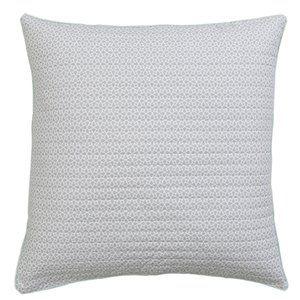 Splice Peach Quilted European Pillowcase
