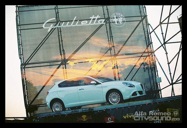 Blur at #AlfaCitySound in Milan!   Flickr - Photo Sharing! #Giulietta #AlfaRomeo