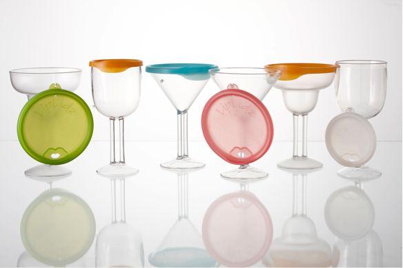 Wine, Martini & Margarita