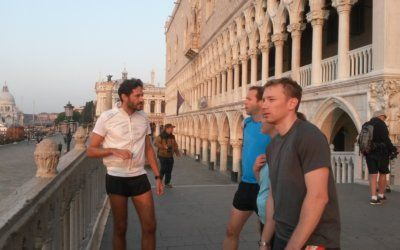 Running Through Venice Experience.