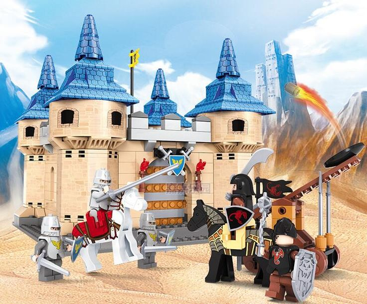 Toy Castle Show : Best kids building blocks toys images on pinterest