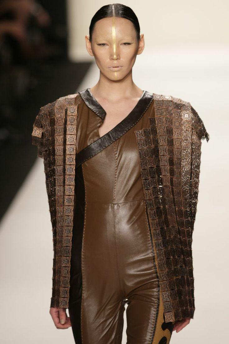 fsbpt013.20com katya Zol highres - New York Fashion Week Fall-Winter 2014 - Katya Zol - Gallery - Modelixir Universe