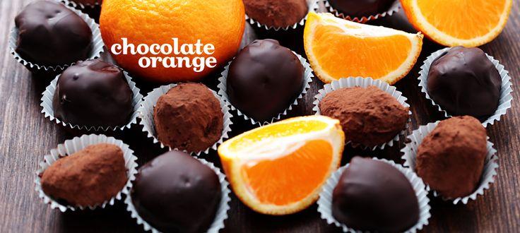 Chocolate Orange by DavidsTea