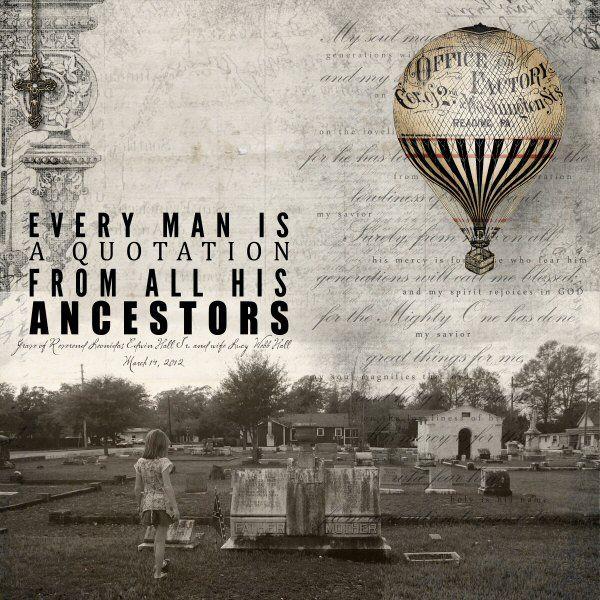 meet ancestors in heaven
