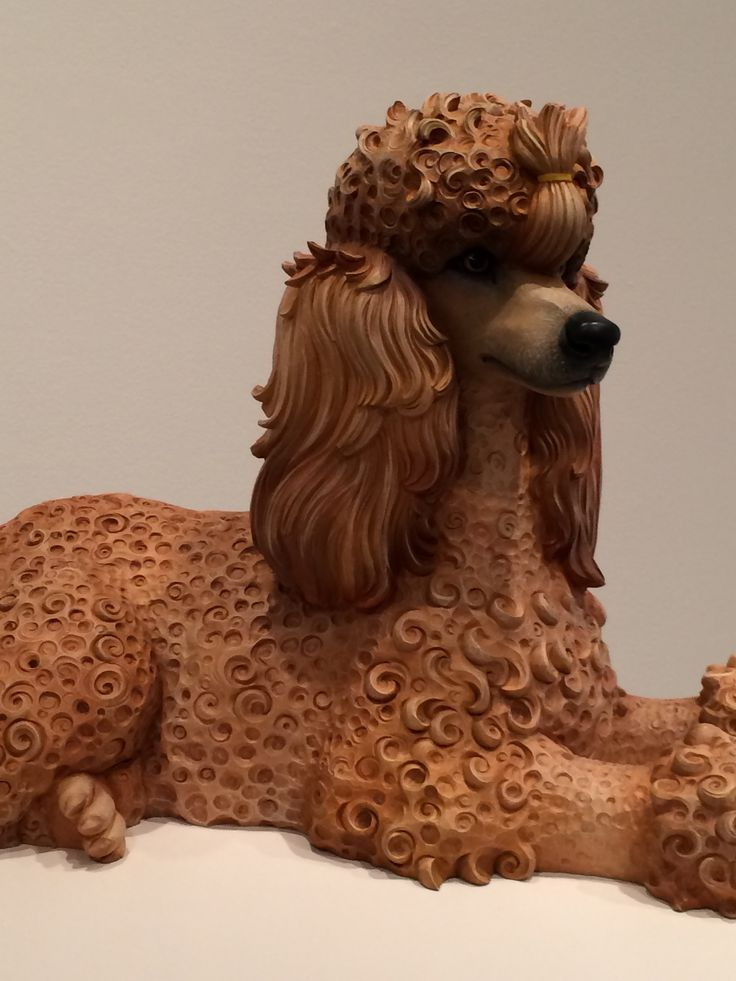 39 Best Poodle Statues And Figurines Images On Pinterest
