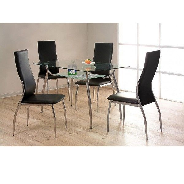 best Glass Dining Table  on Pinterest  Dining tables