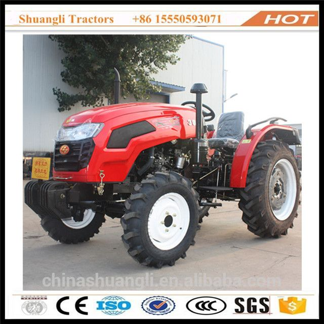 Chinese durable agricultural 30hp 4wd small tractor for farming