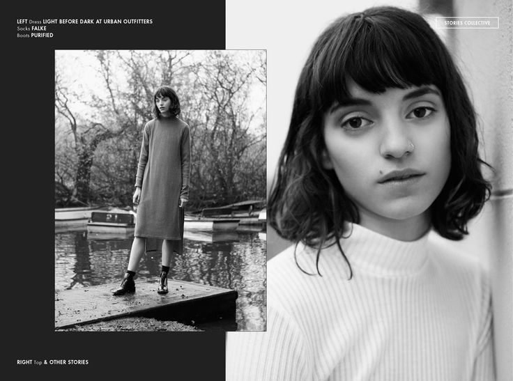 Stories Collective / Stranger Than Paradise / Photography Ross Shields / Styling Aarthie Mahakuperan / Make up & Hair Paula Valencia / Model Rebeca Marcos at Models 1 / Design Rebecca Hawkes