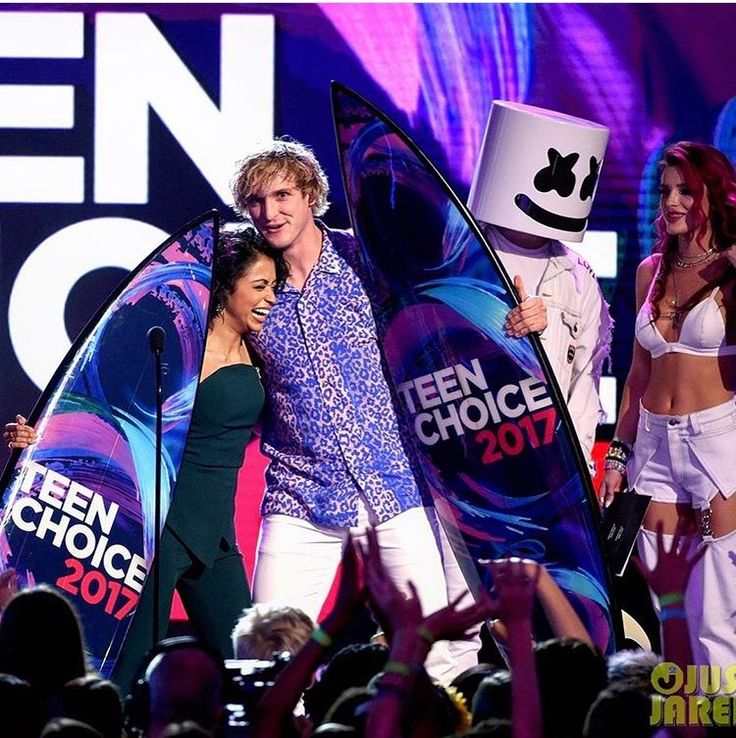 Logan Paul @Teen Choice Awards
