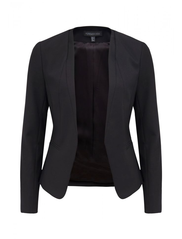 Layer up in style with our Petite Billy Structured Jacket, perfect to add a little polish to any ensemble.