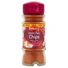 Schwartz Perfect Shake Chips Single 55g                                                                                                                                                                                 More