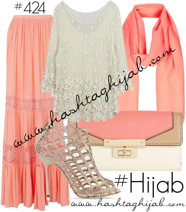 Hashtag Hijab Outfit #424