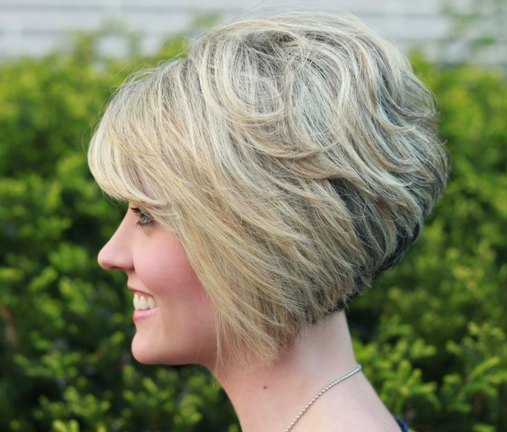 ... about haircuts on Pinterest | Bobs, For women and Haircuts with bangs