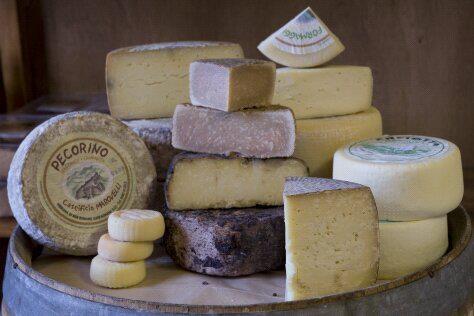 Marovelli sheep cheese