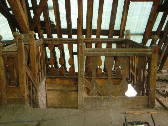 spiral staircase - series - Cheminées et décorations - Nord Antique