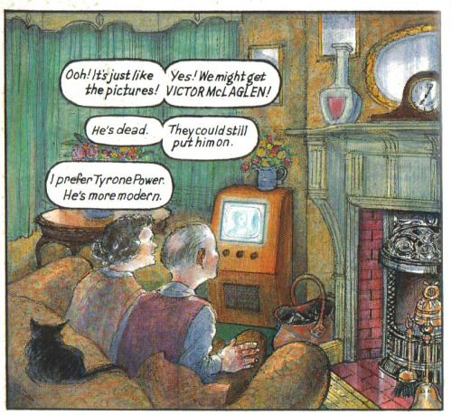 Ethel and Ernest by Raymond Briggs