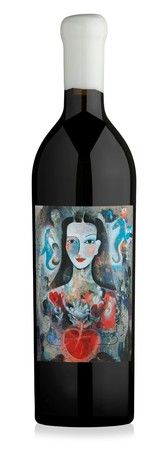 Matti: wine label - Madonna Magnum