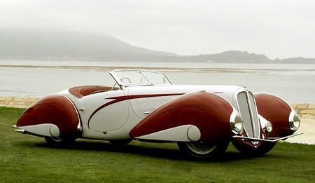Delahaye : Classic Art Deco Car  Absolutely LOVE this car.......