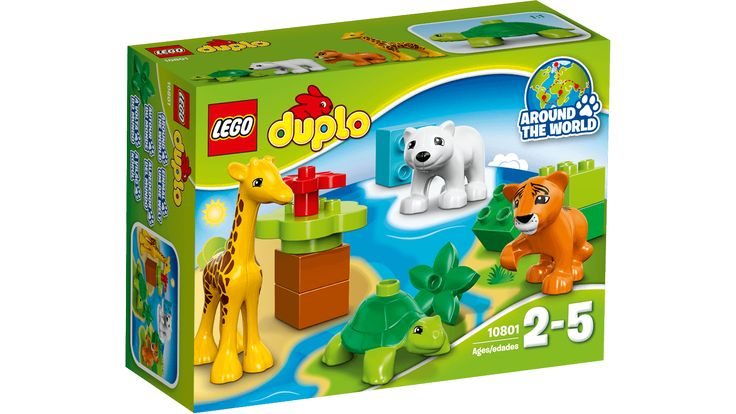 10801 Baby Animals - Products - DUPLO LEGO.com