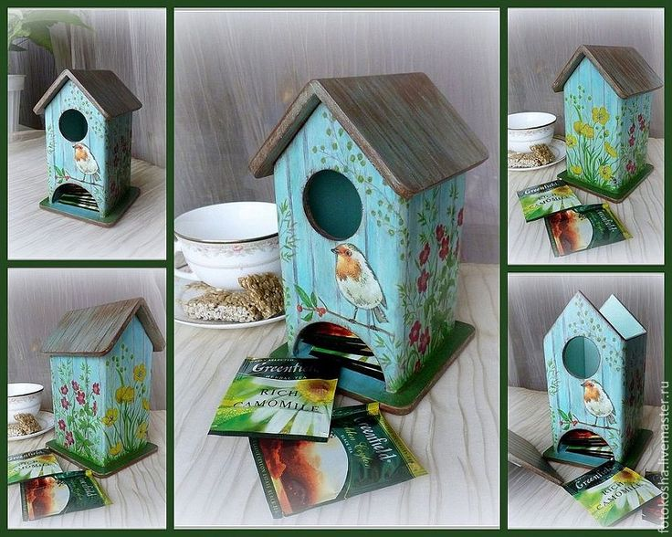 Делаем чайный домик, имитация досочек.. _Making tea house, imitation board.