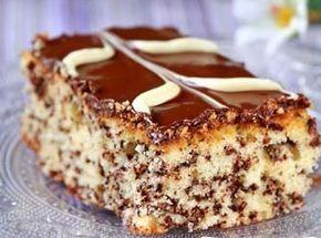 Пирог с шоколадной крошкой
