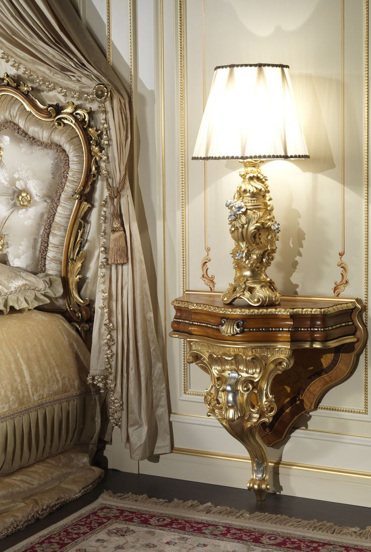 Delightful The Classic Double Bed Baroque Comes From The Great Experience Of  Craftsmanship Of The Carving And Pictures